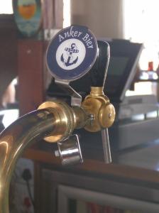 Den Anker Anker Bier Tap