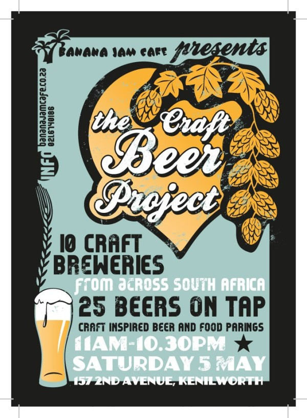 The Craft Beer Project poster