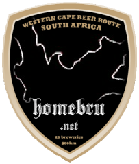 Western Cape Brew Route