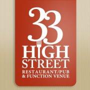 33 High Street logo