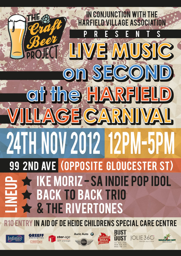 Harfield Village Festival