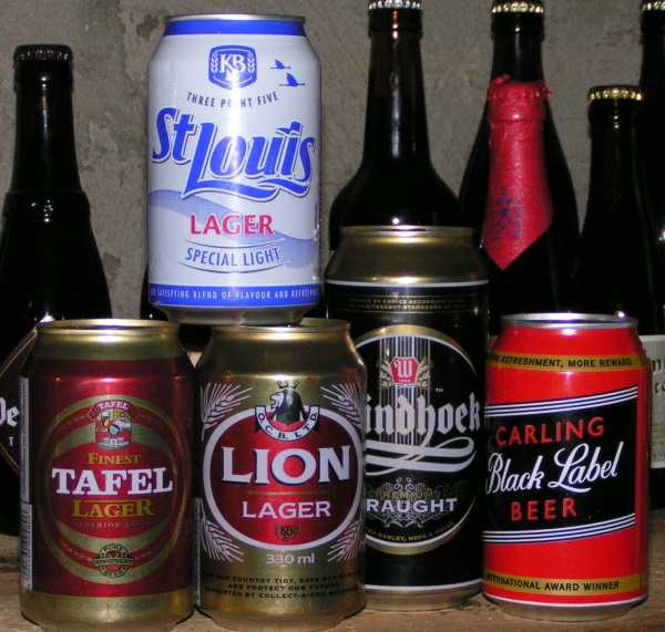 Southern Africa beer