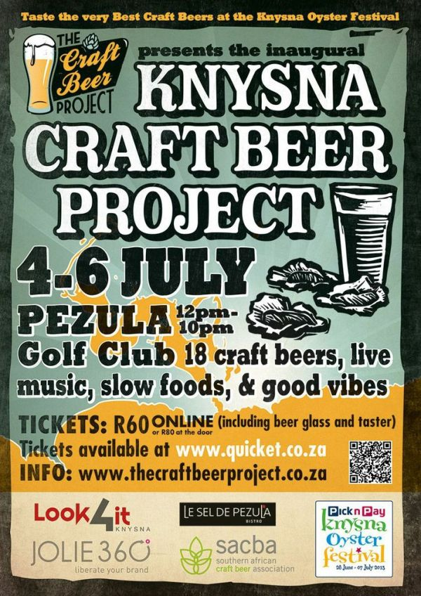 The Knysna Craft Beer Project 2013